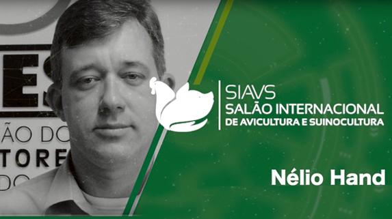 SIAVS com Nélio Hand - Plataforma de vídeos do agronegócio - Agroflix