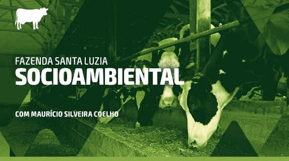 Capa do vídeo sobre a Fazenda Santa Luzia: Socioambiental - plataforma de vídeos do agronegócio - Agroflix