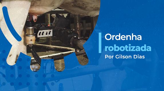 Vacas leiteiras - ordenha robotizada - plataforma de vídeos do agronegócio - Agroflix