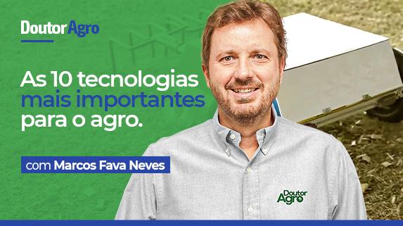 Tecnologias para o agronegócio: as 10 mais impactantes - banner - plataforma de vídeos do agronegócio - Agroflix